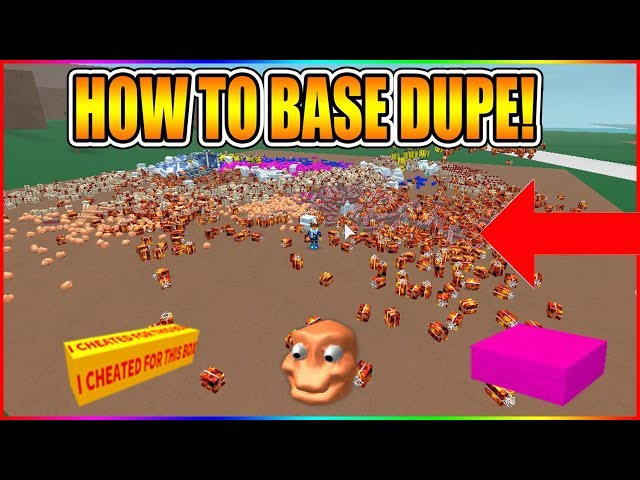 How To Base Dupe New Method Not Patched Lumber Tycoon 2