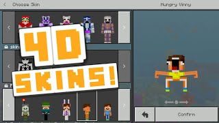 4d Skins In Minecraft Bedrock Edition 1 6 Beta دیدئو Dideo