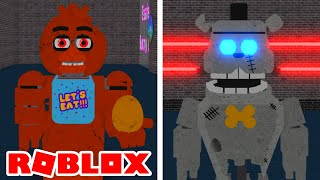 How To Get Secret Character 7 In Roblox Fredbear S Mega Roleplay