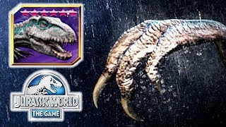 All Pterosaurs Max Level 40 Jurassic World دیدئو Dideo