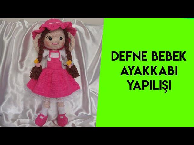 Video: Amigurumi Ayakkabı Yapımı 10marifet.org'da! | 480x640