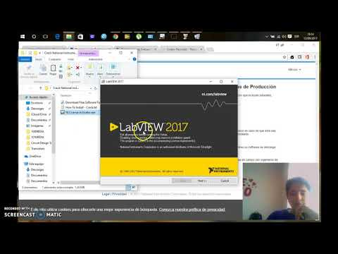 NI LabView 2019WIN 64bitOffline Installer Download Full With Activator