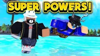 Super Power Training Simulator Roblox