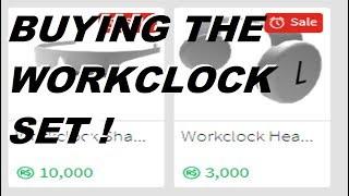How To Get Workclock Headphones Roblox 2019 Should You Buy Workclock Or Antlers Roblox دیدئو Dideo