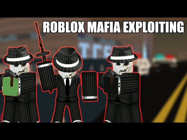 Being The Mafia In Rocitizens Roblox Exploiting دیدئو Dideo