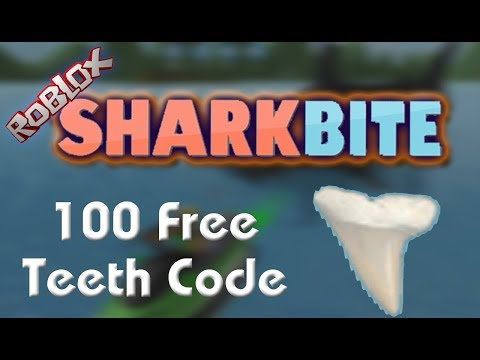 Roblox Sharkbite Teeth Codes دیدئو Dideo
