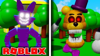 How To Get All New Badges In Roblox Freddy S Ultimate Roleplay