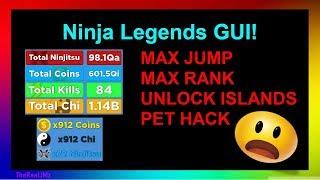 Best Roblox Hack Furk Os Ninja Legends Pet Simulator 2 Big Working Ninja Legends Gui Insant Max Rank Hacked Pets Roblox دیدئو Dideo