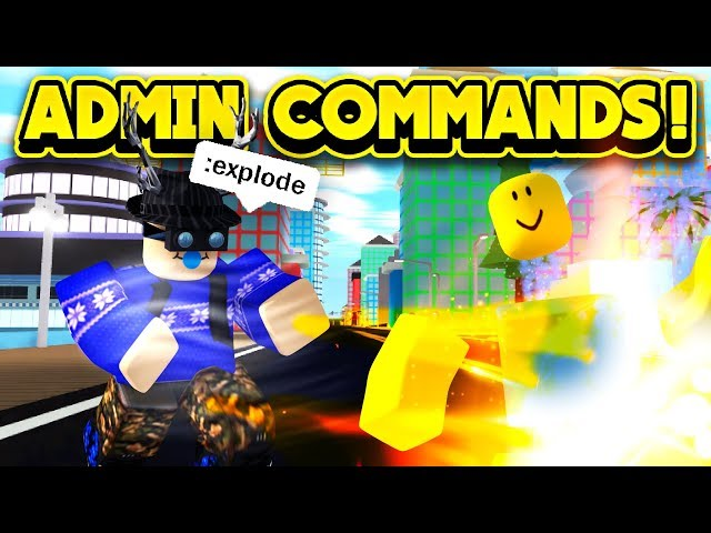 New Admin Commands Update Roblox Mad City دیدئو Dideo