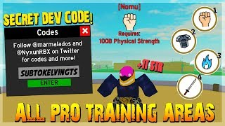 Roblox Anime Fighting Simulator All Training Locations Real - All Training Areas In Anime Fighting Simulator In Detail دیدئو Dideo