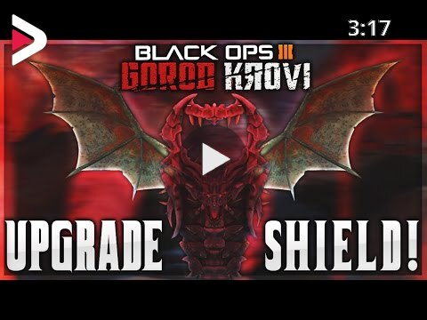 Gorod Krovi Upgraded Zombie Shield Guide How To Upgrade Dragon