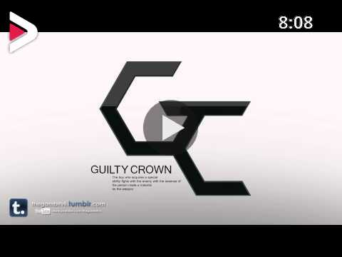 Guilty Crown Bios Bios Rearranged Medley دیدئو Dideo