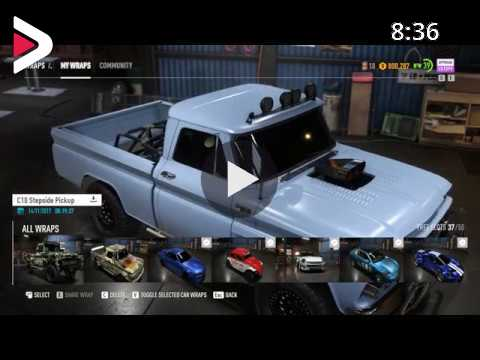 Nfs Payback Chevy C10 Offroad Super Build دیدئو Dideo