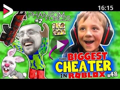 Roblox Biggest Cheater Fgteev Chase Dudz 1v1 Challenge Down