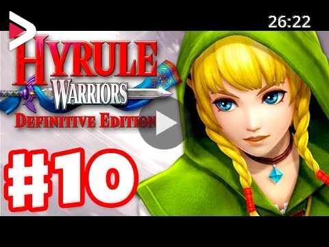 Linkle S Tale Powers Collide Hyrule Warriors Definitive Edition Gameplay Walkthrough Part 10 دیدئو Dideo