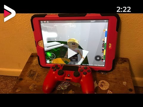 How To Play Roblox With A Ps4 Controller Working دیدئو Dideo